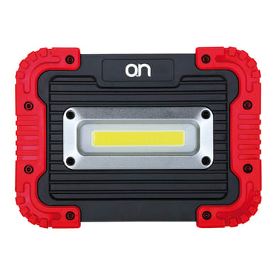 Torcia Ricaricabile 10W con powerbank 4400mAh led cob 450 LM