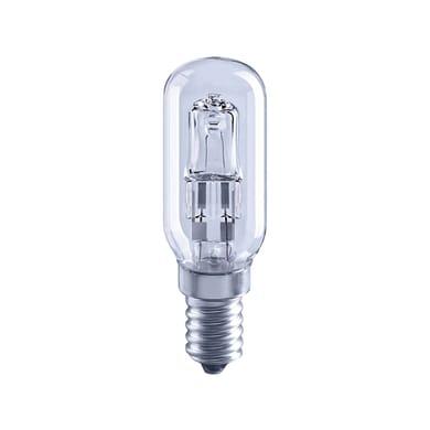 Lampadina Alogena, E14, Bulbo, Trasparente, Luce calda, 30W=410LM (equiv 40 W), 360° , LEXMAN