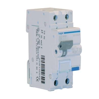 Interruttore differenziale puro HAGER HAGCDC740H 2 poli 40A AC 2 moduli 230V