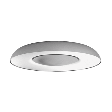Plafoniera design Still Hue LED integrato bianco, in cristallo, 40x38.6 cm, PHILIPS HUE