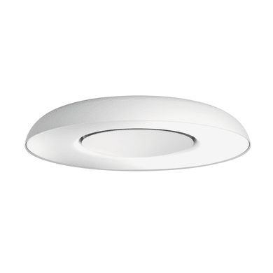 Plafoniera design Still Hue LED integrato bianco34.8x34.8 cm, PHILIPS HUE