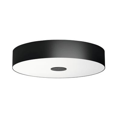 Plafoniera design Fair Hue LED integrato nero, in metallo,  D. 44.4 cm 44 cm, PHILIPS HUE