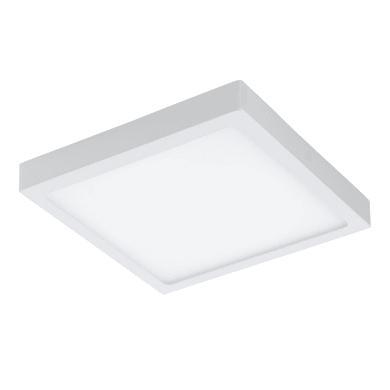 Plafoniera design Fueva-C LED integrato bianco, in metallo, 30 cm, EGLO