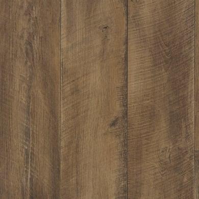 Pavimento pvc in rotolo Cajou Brown , Sp 2 mm marrone