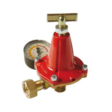 Regolatore di pressione per bombola del gas