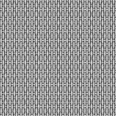 Pavimento pvc in rotolo Tecno , Sp 2 mm grigio metallizzato
