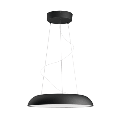 Lampadario Design Amaze LED integrato bianco, in sintetico, D. 43.4 cm, PHILIPS HUE