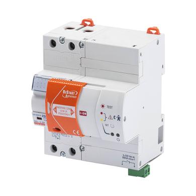 Riarmo automatico GEWISS GW90901N 2 poli 25A A 5 moduli