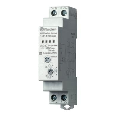 Regolatore di livello FINDER 158182300500 1 modulo 230V IP20 4 mm²