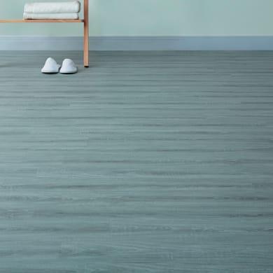 Pavimento pvc adesivo Softgrey Sp 2 mm grigio / argento