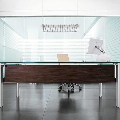 Lampadario Design Plié bianco in metallo, L. 65 cm, LUMICOM