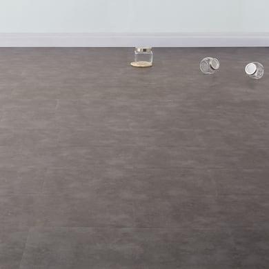 Pavimento pvc adesivo Dark Sp 1.5 mm grigio / argento