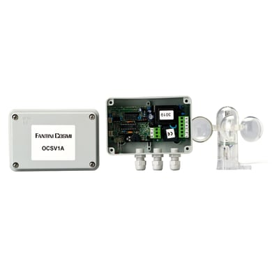 Sensore in pvc L 30 x H 13 x P 20 cm