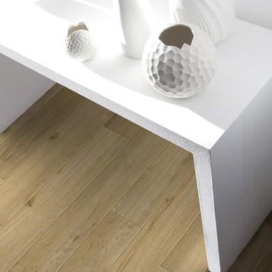 Pavimento PVC flottante clic+ Senso Premium Columbia Sp 4.5 mm giallo / dorato