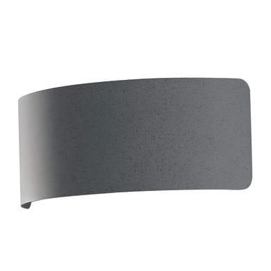 Applique design Dynamic  LED integrato nero, in acciaio inossidabile, 32 cm,