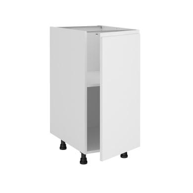 Base bianco L 123.3 cm
