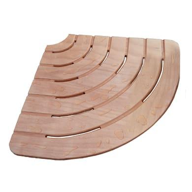 Pedana per doccia in compensato marino in legno  naturale 61 x 61 cm