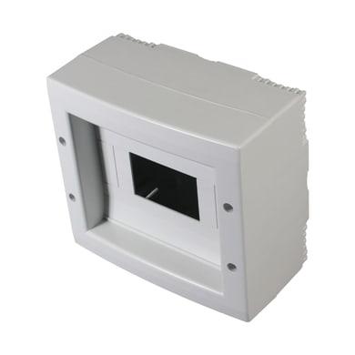 Centralino a parete 8 moduli IP40