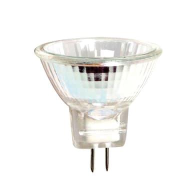 Lampadina Alogena, GU4, Faretto, Trasparente, Luce calda, 25W=300LM (equiv 35 W), 20° , LEXMAN