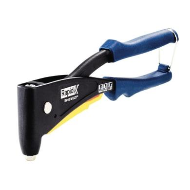 Pinza rivettatrice e occhiellatrice RAPID RP40 rivetto cieco