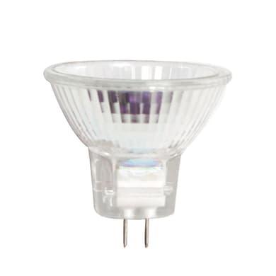 Lampadina Alogena, GU5.3, Faretto, Trasparente, Luce calda, 25W=300LM (equiv 35 W), 36° , LEXMAN