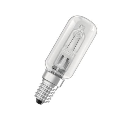 Lampadina Alogena, E14, Tubo, Trasparente, Luce calda, 40W=490LM (equiv 40 W), 360° , OSRAM