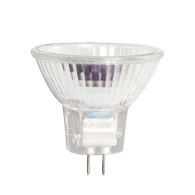 Lampadina Alogena, GU5.3, Faretto, Trasparente, Luce calda, 40W=540LM (equiv 50 W), 38° , LEXMAN