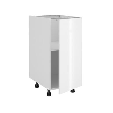 Base bianco L 138.9 cm