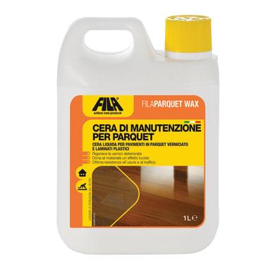 Emulsione di protezione FILA Parquet Wax 1 L