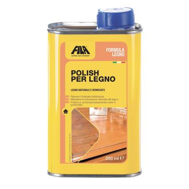 Pulitore parquet FILA Formula Legno 0.25 L