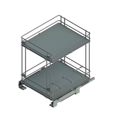 Portabottiglie L 39.6 cm