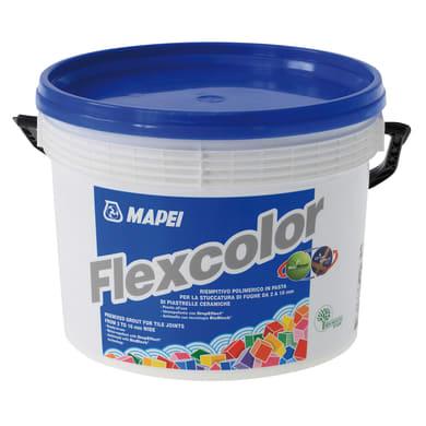 Stucco in pasta Flexcolor MAPEI 5 kg grigio scuro