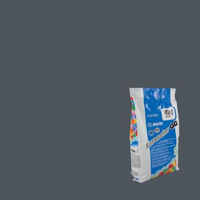 Stucco in polvere Keracolor GG MAPEI 5 kg grigio scuro