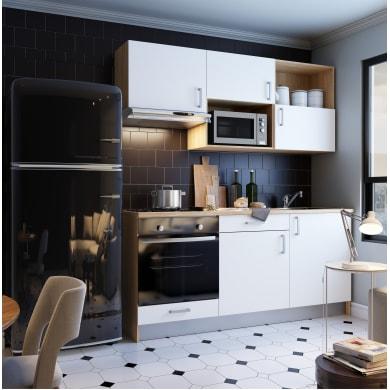 Cucina in kit one bianco L 180 cm