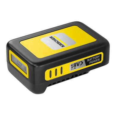 Batteria KARCHER in litio (li-ion) 18 V 2.5 Ah