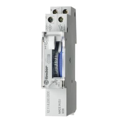 Interruttore orario analogico 121182300000MMM FINDER  modulo