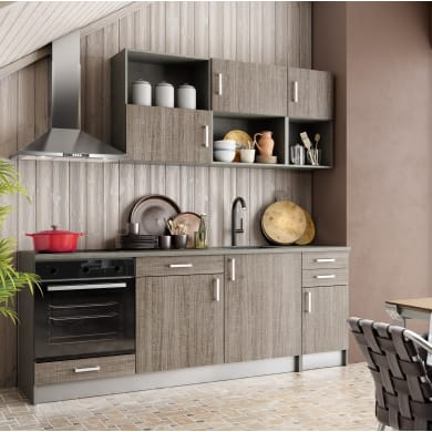 Cucina in kit one olmo L 220 cm