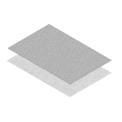 Filtro per cappa L 40 x P 80 cm