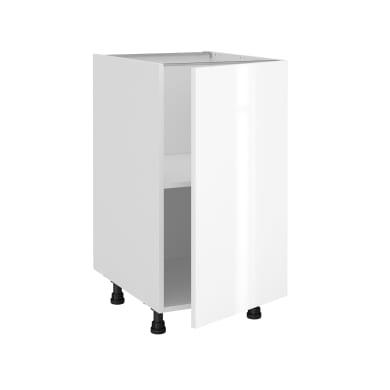 Base bianco L 203.4 cm