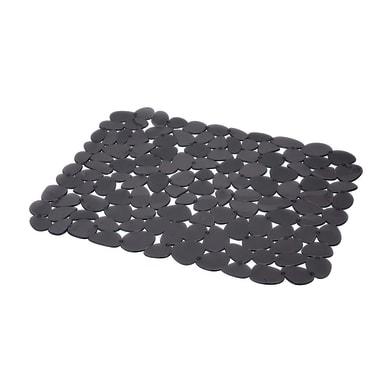 Tappeto per lavello plastica grigio L 40 x H 30.5 cm