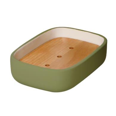 Porta sapone Twin verde