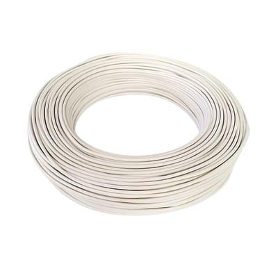 Cavo elettrico bianco fs17  1 filo x 1,5 mm² 100 m BALDASSARI CAVI Matassa