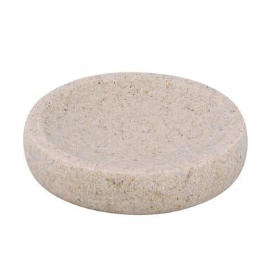 Porta sapone Sand beige