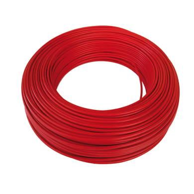 Cavo elettrico rosso fs17  1 filo x 1,5 mm² 100 m BALDASSARI CAVI Matassa