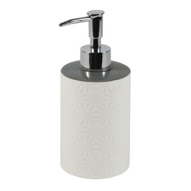 Dispenser sapone Romy bianco