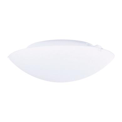 Plafoniera classico Vicky LED integrato bianco, in metallo,  D. 30 cm INSPIRE