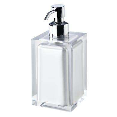 Dispenser sapone Rainbow argento