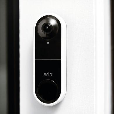 Videocitofono con filo monofamiliare  ARLO Wi-fi HD 2 fili