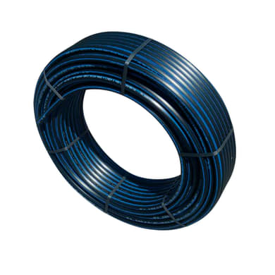 Tubo polietilene in rotolo L 5 m Ø 25 mm