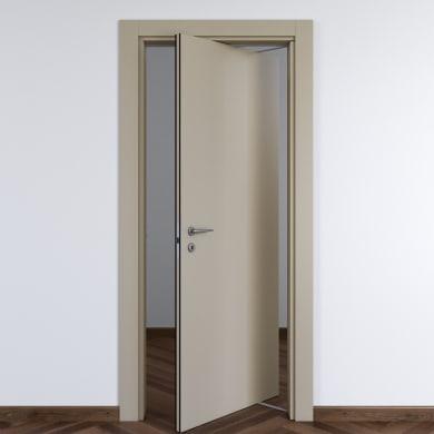 Porta rototraslante Cinder grigio L 80 x H 210 cm destra